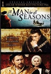 A Man for All Seasons DVD