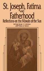 St Joseph Fatima and Fatherhood