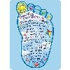Footprints for Children Pocket Card - Package of 25