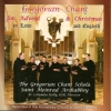 Gregorian Chant for Advent and Christmas CD
