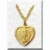 Small Gold Miraculous Medal